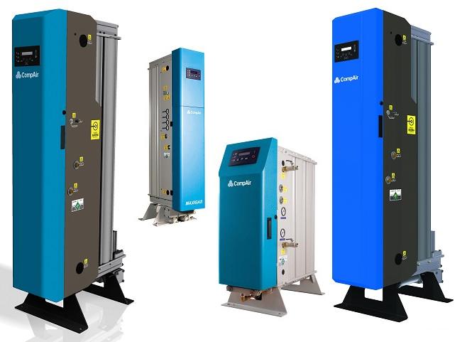 Generadores nitrógeno TEBYC