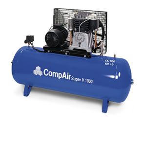 Compresor de pistón TEBYC
